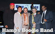 photo of Hamp's Boogie Band